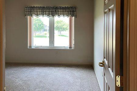 Comfortably Roomy Bedroom