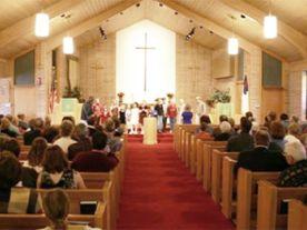 Nathanael Lutheran Church  Alcester, SD
