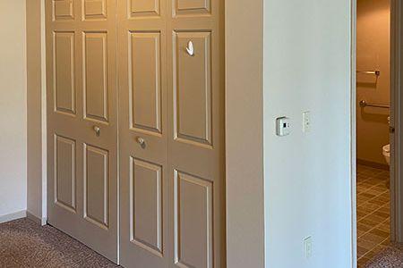 Large Foyer Closet